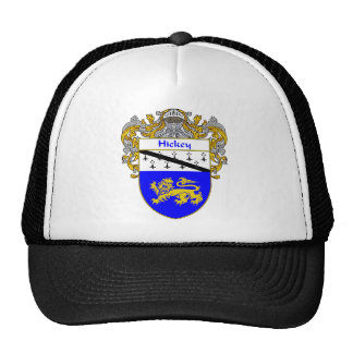 Hickey Coat of Arms (Mantled) Trucker Hat