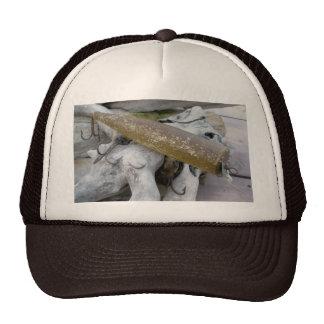 Hickey hace el gorra del señuelo del vintage del n