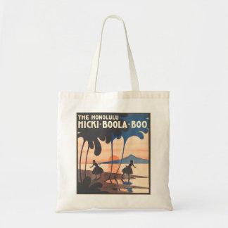 Hicki Boola Boo Tote Bag