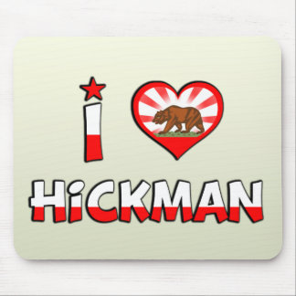 Hickman, CA Tapete De Ratones