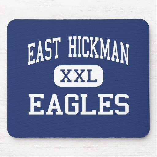 Hickman del este - Eagles - altos - Lyles Tennesse Alfombrillas De Raton