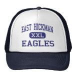 Hickman del este Eagles Lyles medio Tennessee Gorra