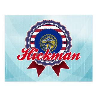 Hickman, NE Tarjetas Postales