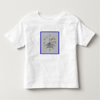 Hickory Dickory Dock Toddler T-shirt