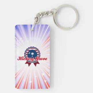 Hickory Grove, SC Acrylic Keychains