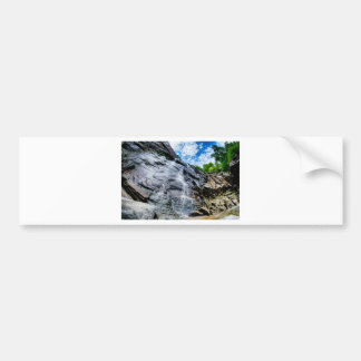 hickory nut falls bumper sticker