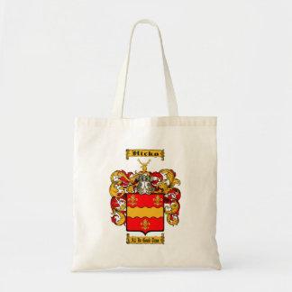 Hicks (English) Tote Bag