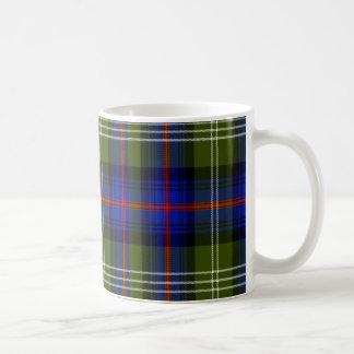 Hicks Scottish Tartan Coffee Mug
