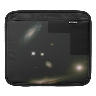 Hickson Compact Group 87- A Group of Four Galaxies iPad Sleeves