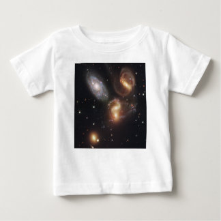 Hickson Compact Group 92 Stephan's Quintet Baby T-Shirt