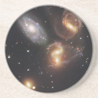 Hickson Compact Group 92 Stephan's Quintet Coaster