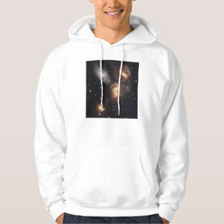 Hickson Compact Group 92 Stephan's Quintet Hoodie