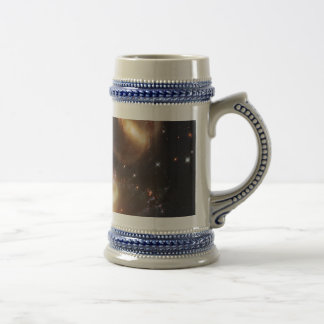 Hickson Compact Group 92 Stephan's Quintet 18 Oz Beer Stein