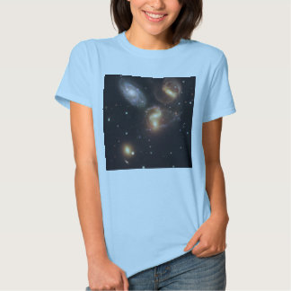 Hickson Compact Group 92 Stephan's Quintet T-shirt