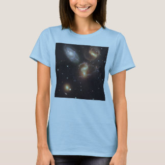 Hickson Compact Group 92 Stephan's Quintet T-Shirt