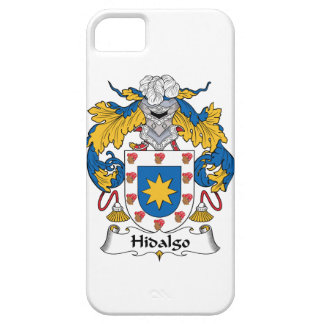 Hidalgo Family Crest Cover For iPhone 5/5S