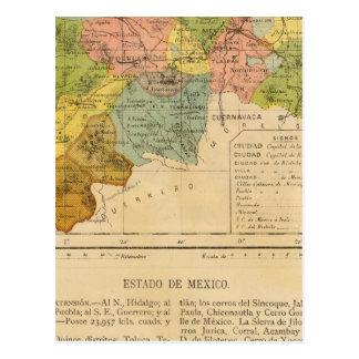 Hidalgo, Mexico Postcard