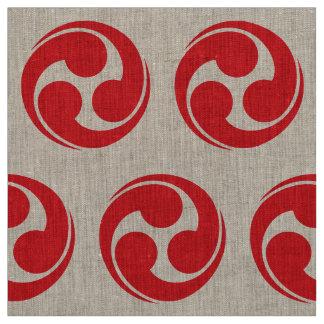 Hidaridomoe Fabric