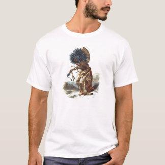 Hidatsa Warrior 1839 T-Shirt
