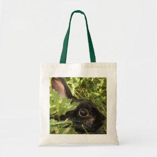 Hidden Budget Tote Bag
