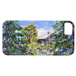 Hidden Barn iPhone SE/5/5s Case