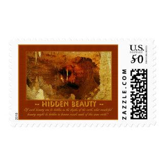 Hidden Beauty Matching Postage