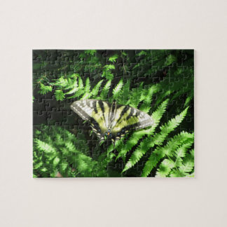 Hidden Butterfly-Nature Jigsaw Puzzle