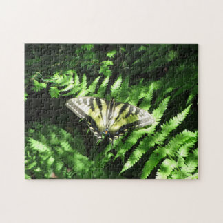 Hidden Butterfly Puzzle