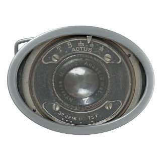 Hidden Camera collection Belt Buckles