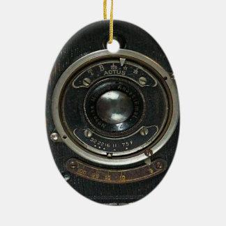 Hidden Camera collection Ceramic Ornament