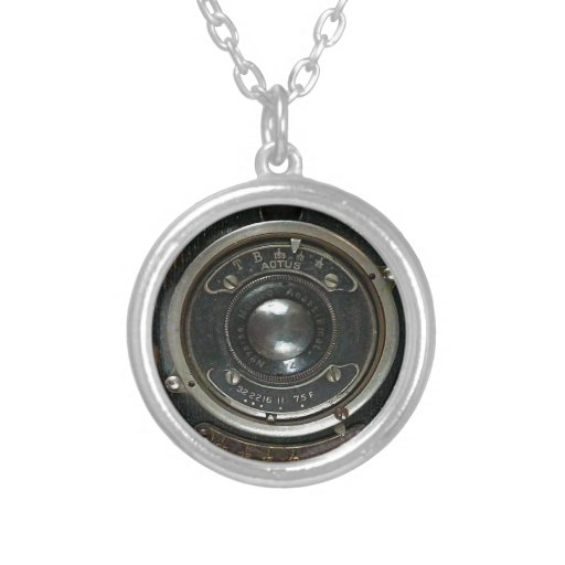 Hidden Camera collection Personalized Necklace