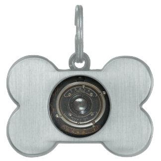 Hidden Camera collection Pet Tags