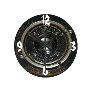 Hidden Camera collection Round Clock