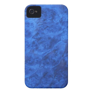 Hidden Canines/Blue Walnut Blackberry Bold Case