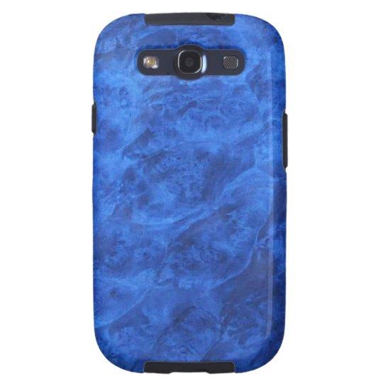 Hidden Canines/Blue Walnut Samsung Galaxy S3 Case