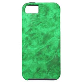 Hidden Canines in Green Walnut iPhone 5 case