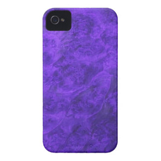 Hidden Canines/Purple Walnut Blackberry Bold case