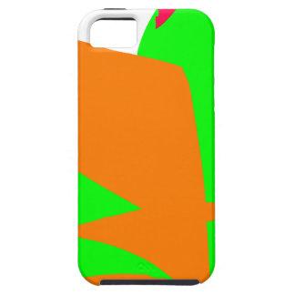 Hidden Cascade Revealed in the Sunlight iPhone SE/5/5s Case