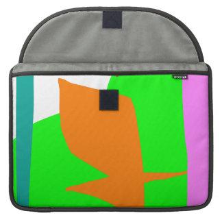 Hidden Cascade Revealed in the Sunlight Sleeves For MacBooks