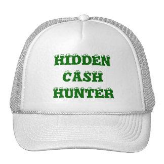 HIDDEN CASH HUNTER TRUCKER HAT
