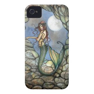 Hidden Cavern Mermaid Fantasy Art Mermaids Case-Mate iPhone 4 Case