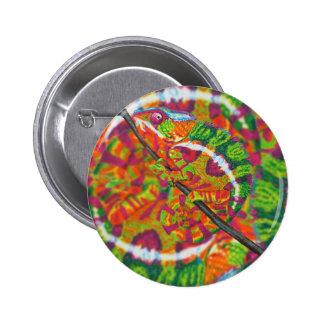 Hidden Chameleon Button