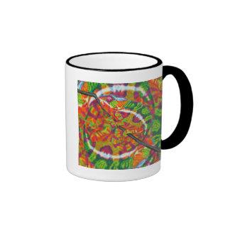 Hidden Chameleon mug