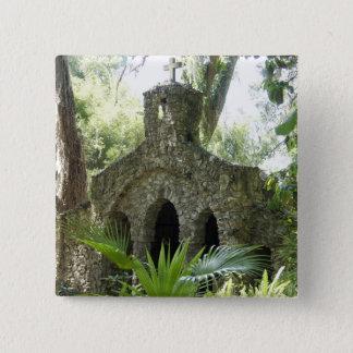 Hidden Chapel Pinback Button