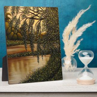 """""""Hidden Cove"""" Plaques"""
