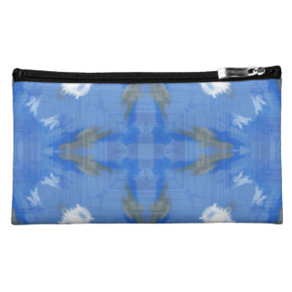 Hidden Depths Abstract Cosmetic Bags