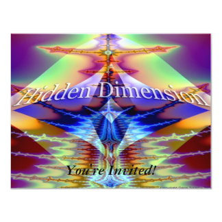 Hidden Dimension Card