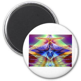Hidden Dimension Magnet