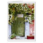 Hidden Door Greeting Card