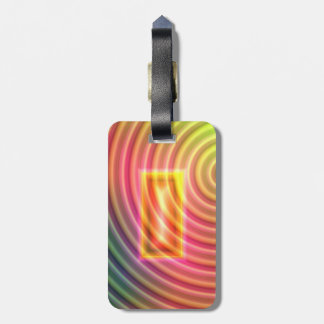 Hidden Door Luggage Tag